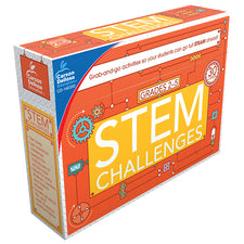STEM Challenges Learning Cards, Grades 2-5
