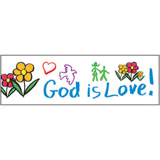 God Is Love Borders