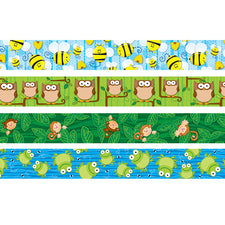 Straight Bulletin Board Borders Set