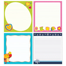Seasonal Notepads Set