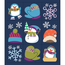 Winter Fun Prize Pack Stickers