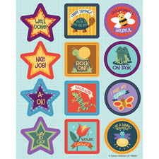 Nature Explorers Motivators Motivational Stickers