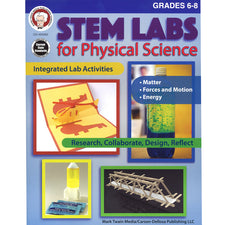 STEM Labs for Physical Science Resource Book, Grades 6-8