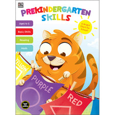 Thinking Kids: PreKindergarten Skills Workbook