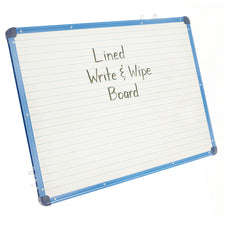 Magnetic Lined Dry Erase Board