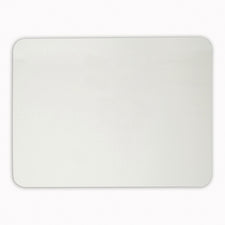 "Dry Erase Board 9"" x 12"", Plain White Surface"