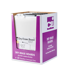 Dry Erase Boards with Frames, Set of 12