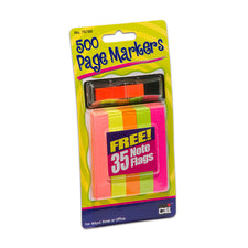 Page Markers, Assorted Colors