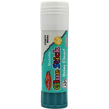 Glue Stick, .74 Oz White