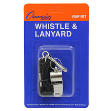 Whistle With Lanyard Pack Of 12