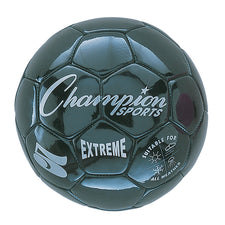 Extreme Soccer Ball, Size 5 Black