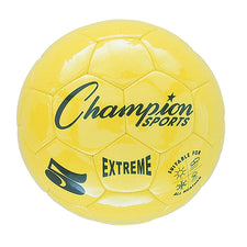 Extreme Soccer Ball, Size 5 Yellow