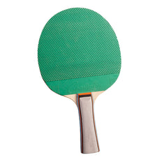 5-Ply Rubber Face Table Tennis Paddle