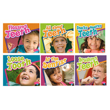 Healthy Teeth Collection (6 Book Set)