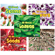 All About Plants (5 Book Set)