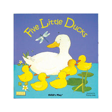 Five Little Ducks (Classic Books With Holes Big Book)
