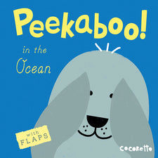 Peekaboo! In the Ocean! Board Book