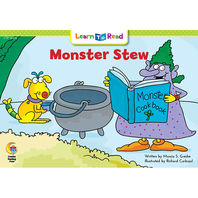 Learn to Read: Monster Stew