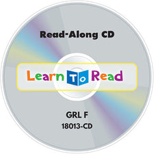 Learn to Read: Read Along CD 13, Level F