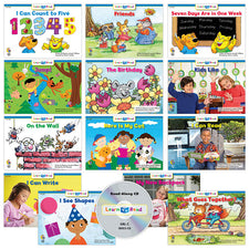 Learn to Read: Variety Pack 3 with CD, Level C