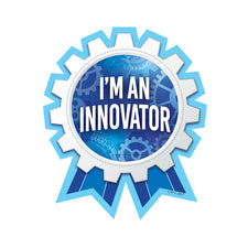 I'm an Innovator! Badge
