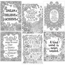 Color-Me Inspire U Poster Pack