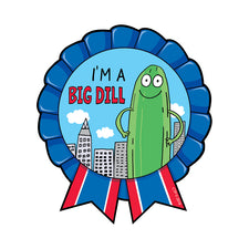 So Much Pun! I'm a big dill! Badge