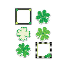 "Happy St. Patrick's Day 6"" Designer Cut-Outs"