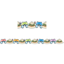 Safari Friends Safari Fun Bulletin Board Border