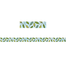 Safari Friends Safari Leaves Magnetic Décor Strips-Large