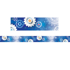 Gear Works Bulletin Board Border