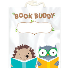 Woodland Friends Book Buddy Bag