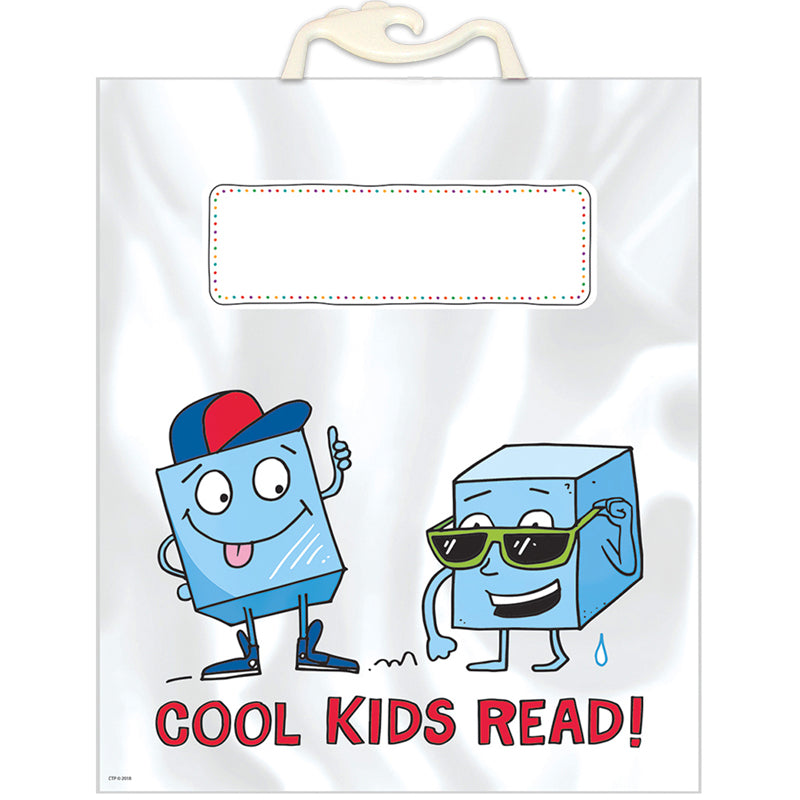 Cool Kids Read Book Buddy Bag