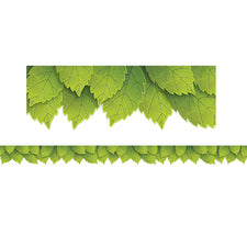 Leaves Bulletin Board Border