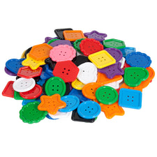 Assorted Large Buttons, 1 lb.