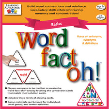 word-fact-oh™ Basics