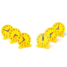 Student Geared Clock, Set of 6