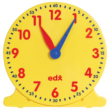Geared Demonstration Clock