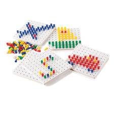 Pegs & Peg Boards Set