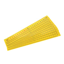 Student Elapsed Time Rulers, Set of 10