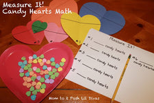 Candy Heart Math Fun!