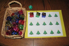 Counting Practice with Simple Math Grid Games