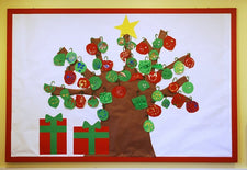 T'is The Season! - Christmas Bulletin Board