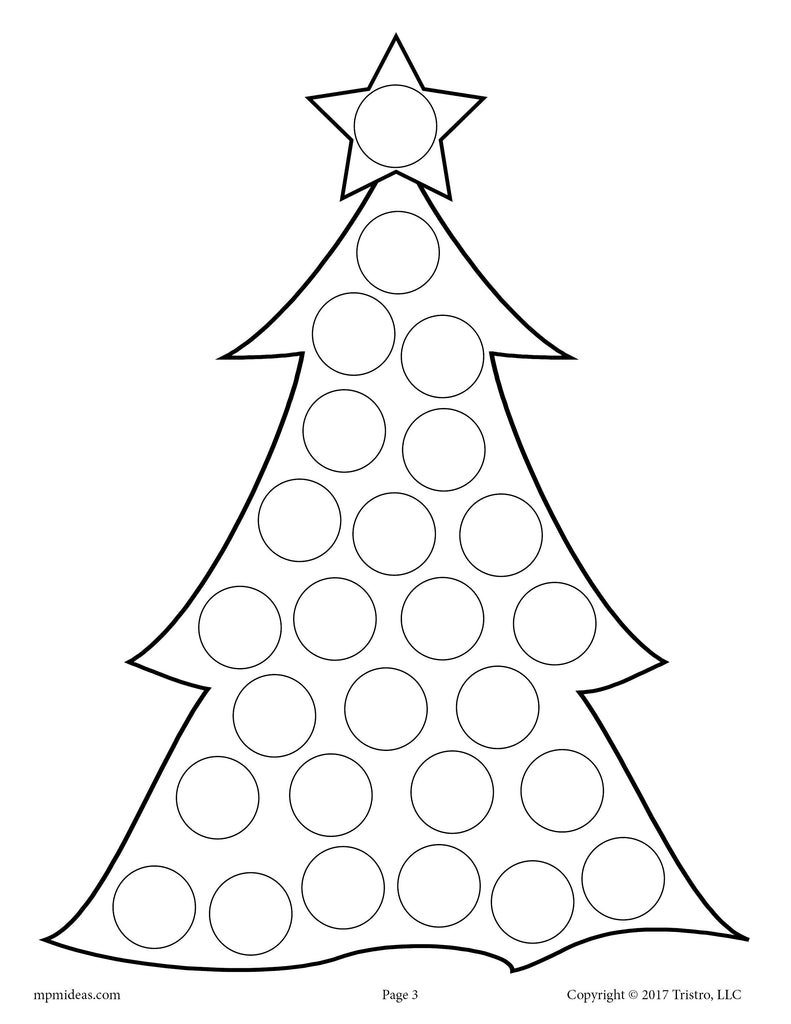 Smart image intended for printable christmas tree pictures