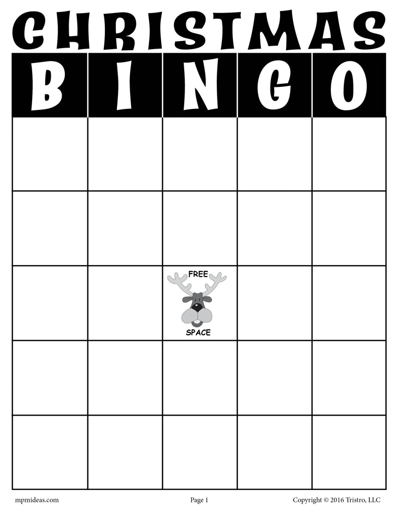 Bingo Game Bundle - 6 Games With Over 175 Vocabulary Words!