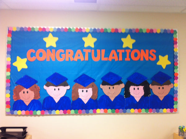 Quot Congratulations Quot End Of The Year Graduation Bulletin