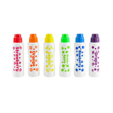 Do-A-Dot Markers, 6 Count (Fruit Scented)