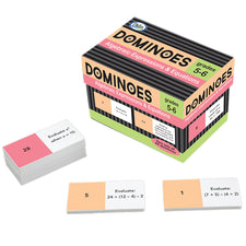 Dominoes: Algebraic Expressions & Equations