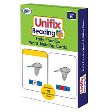Unifix® Reading: Early Phonics Word-Building Cards