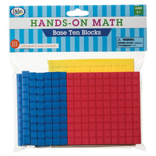 Hands-On Math Base Ten Blocks